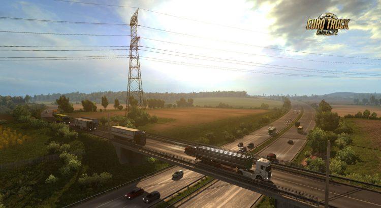 Bild von Euro Truck Simulator 2 Vive la France