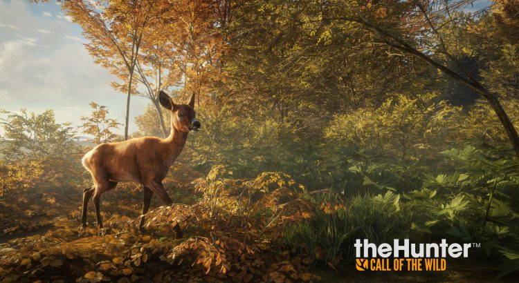 Bild von theHunter Call of the Wild