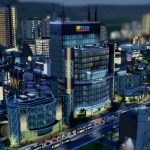 Screenshot von SimCity