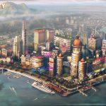 SimCity Concept Art