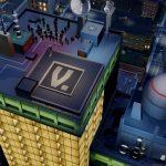 Screenshot von SimCity Helden und Schurken-Set