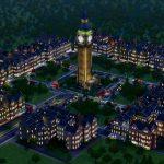 Screenshot von SimCity Britisches Stadtset