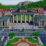 Screenshot von SimCity Deutsches Stadtset
