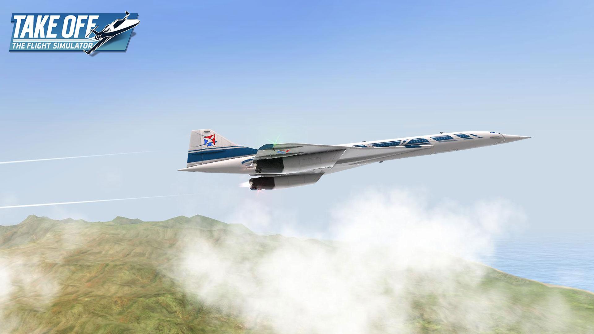 Screenshot von Take Off – The Flight Simulator DLC