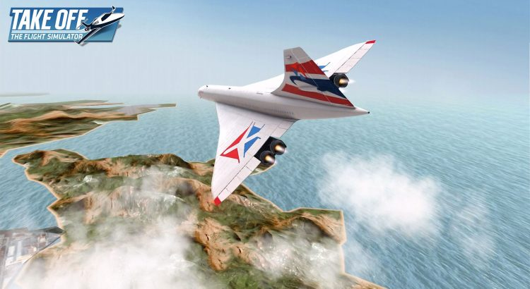 Screenshot von Take Off – The Flight Simulator DLC