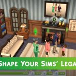 Screenshot von Die Sims Mobile