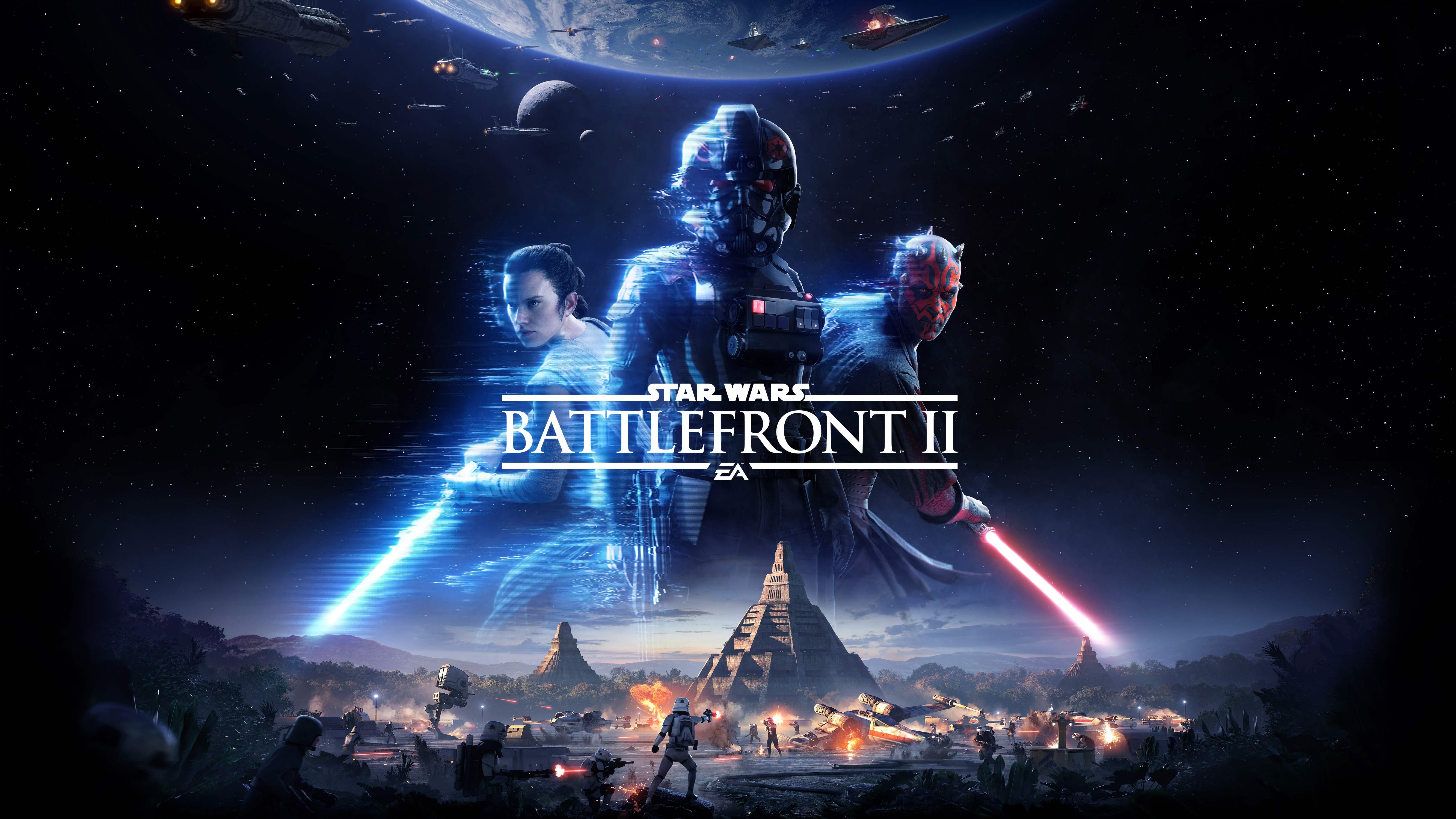 KeyArt von Star Wars Battlefront 2