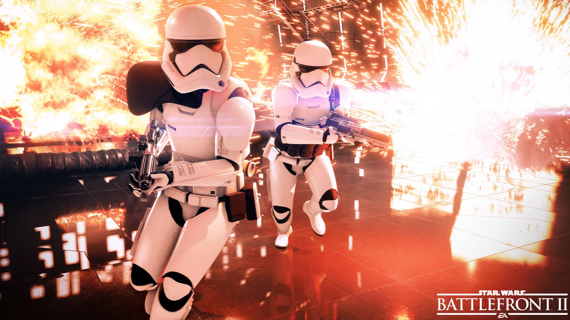 Screenshot von Star Wars Battlefront 2