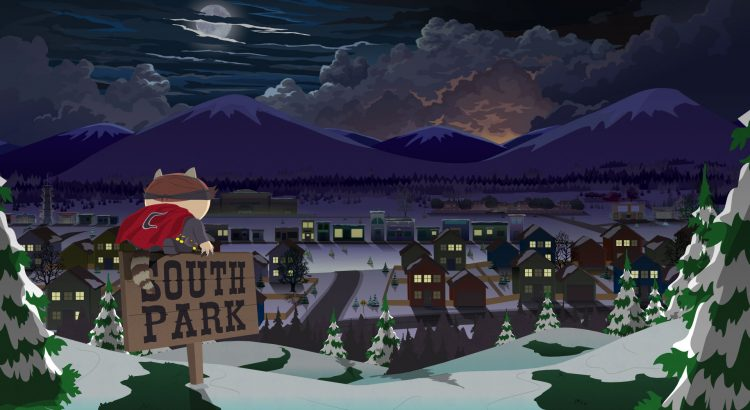 Artwork von South Park - Die rektakuläre Zerreißprobe