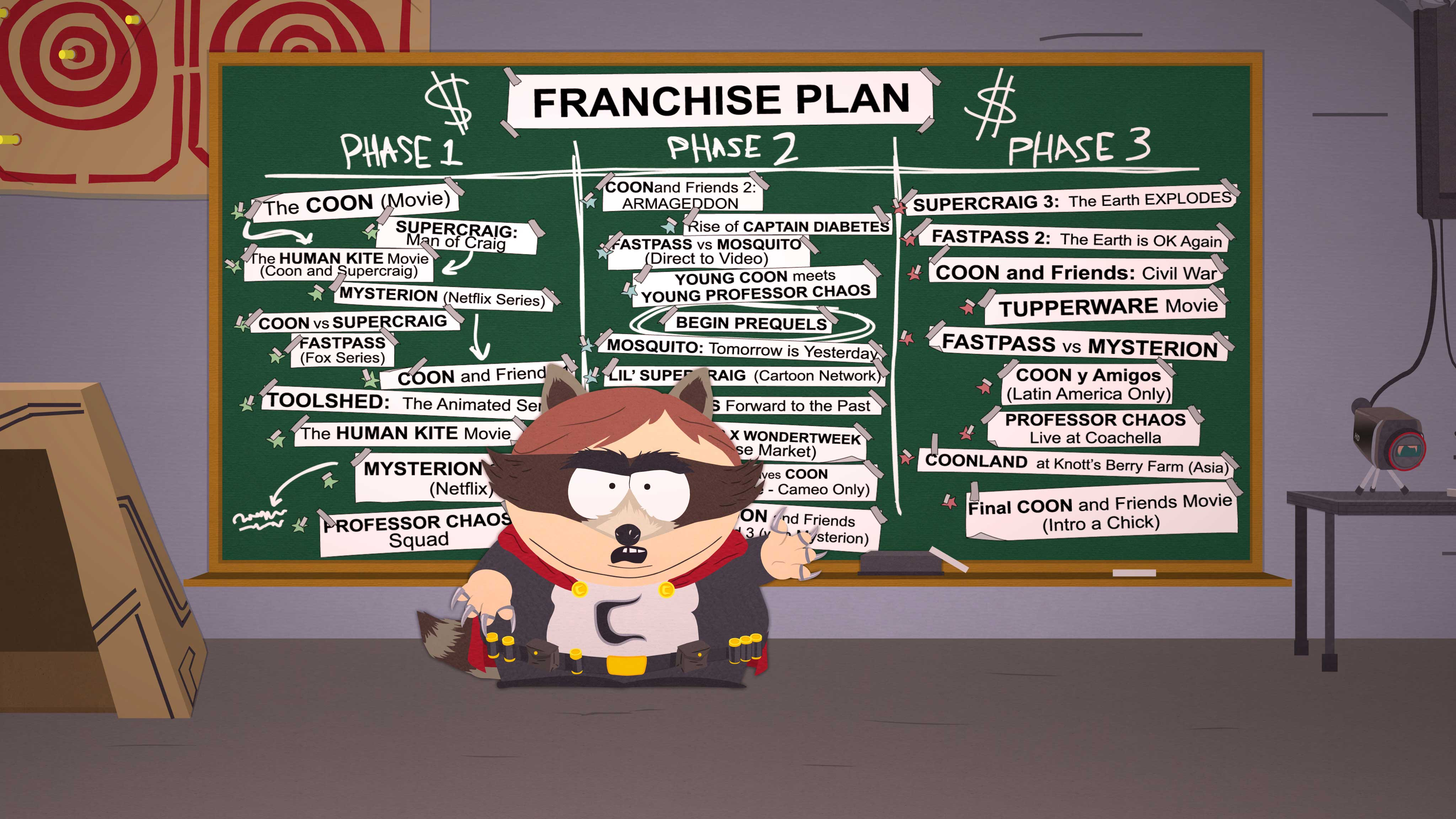 Screenshot von South Park - Die rektakuläre Zerreißprobe