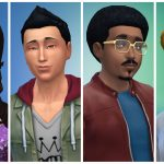 Screenshot von Die Sims 4 Konsole