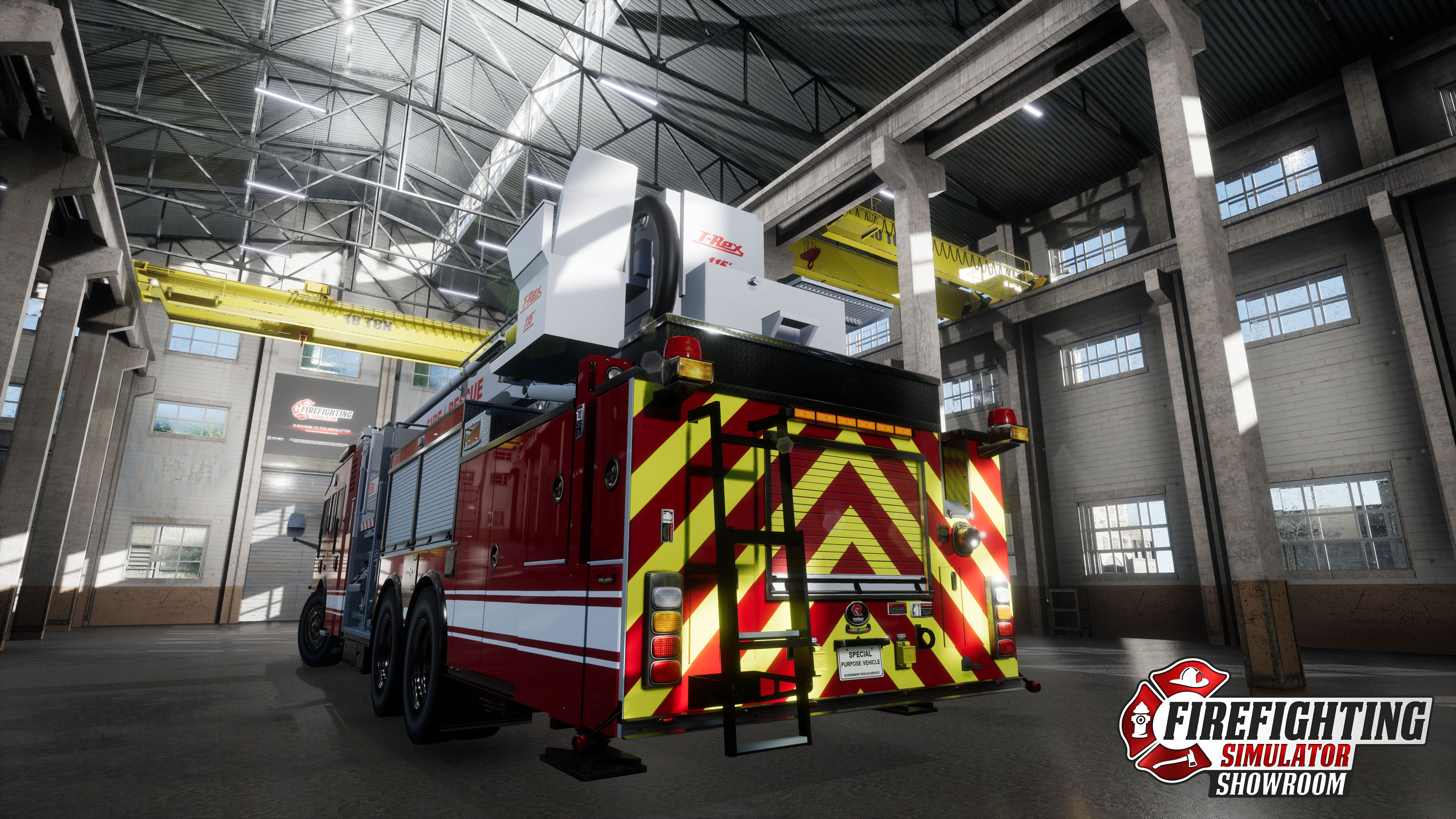 Screenshot von Firefighting Simulator