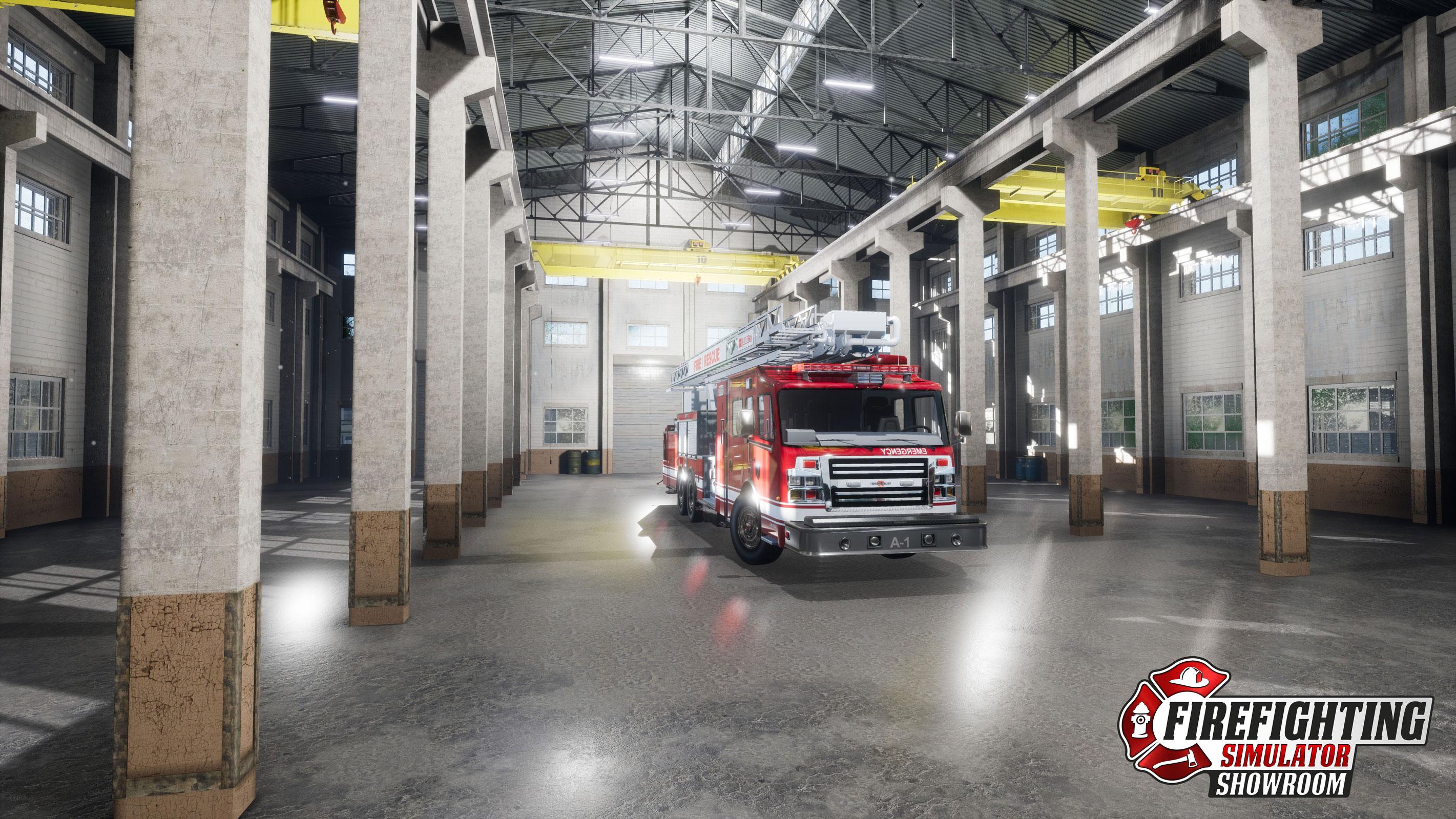 Screenshot von Firefighting Simulator