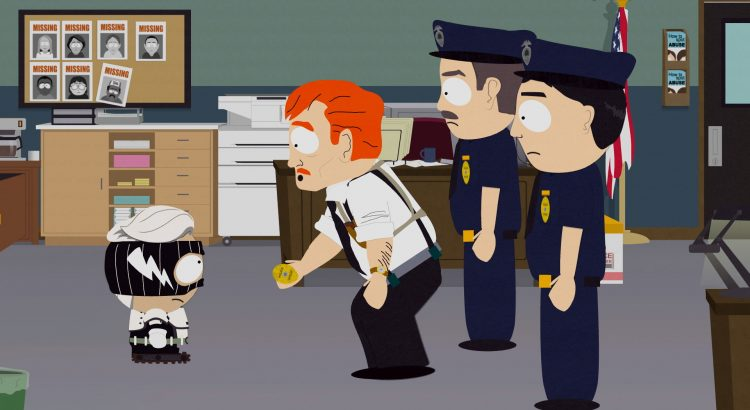 Screenshot von South Park - Die rektakuläre Zerreißprobe
