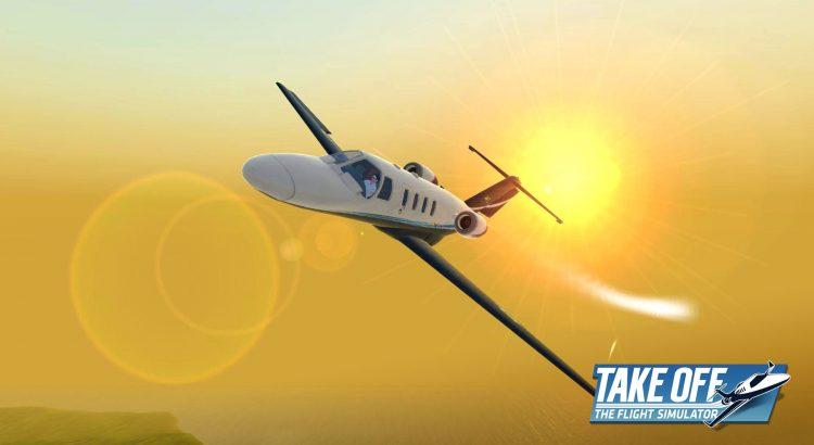 Screenshot von Take Off – The Flight Simulator