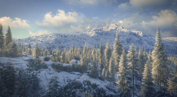Bild von theHunter Call of the Wild (Meved Taiga DLC)