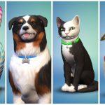 Bild von Die Sims 4 Hunde & Katzen