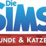 Logo von Die Sims 4 Hunde & Katzen