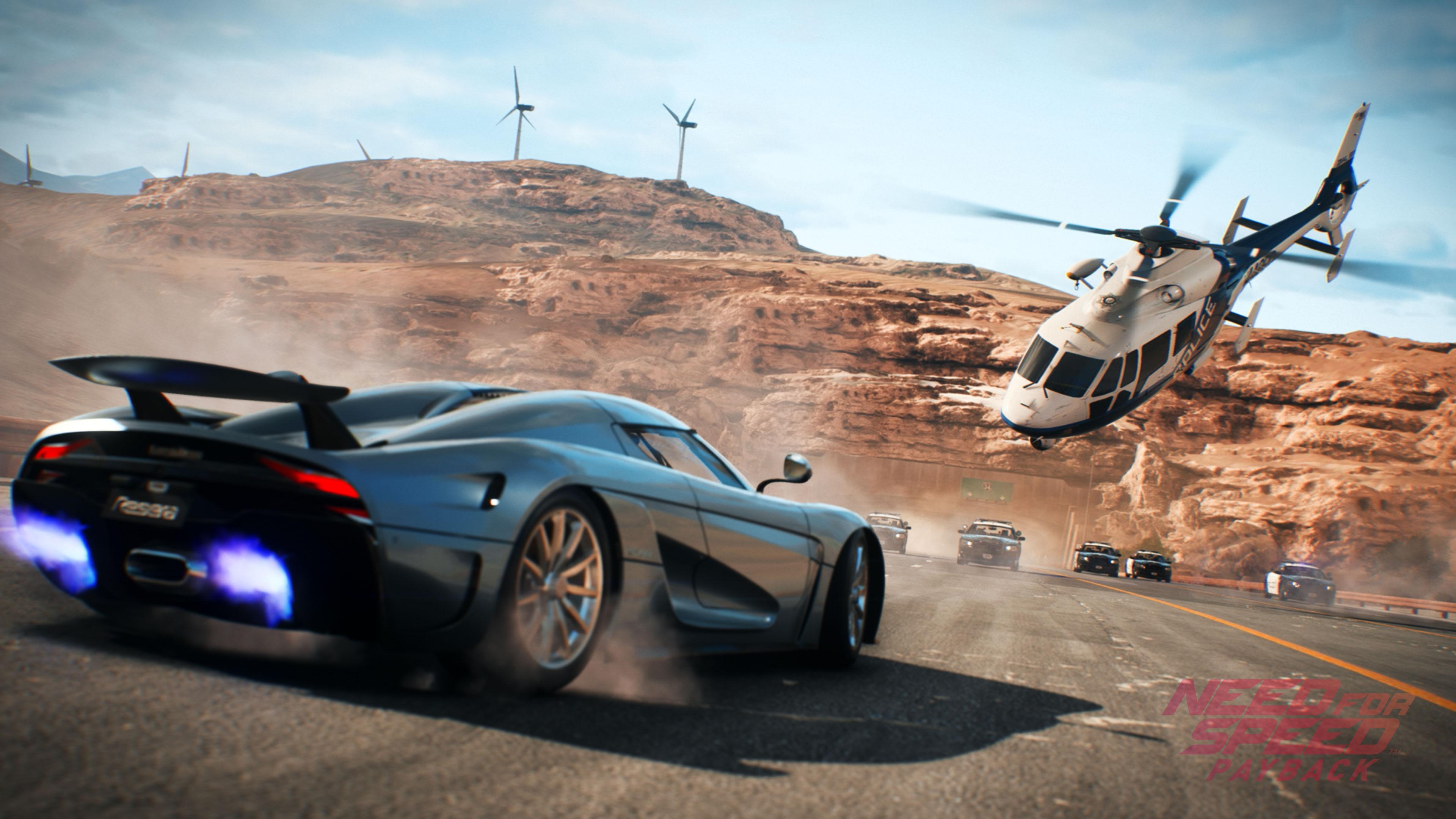 Screenshot von Need for Speed Payback
