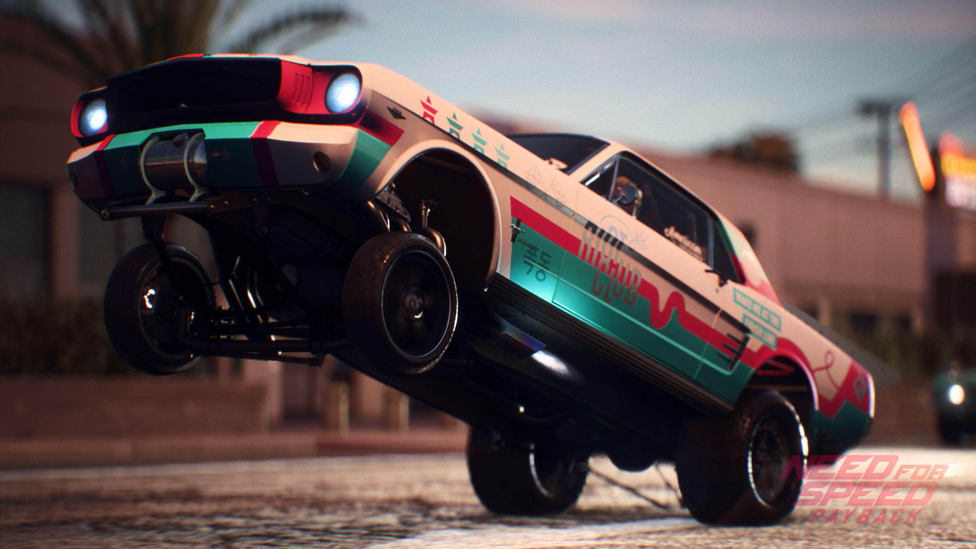 Screenshot von Need for Speed Payback