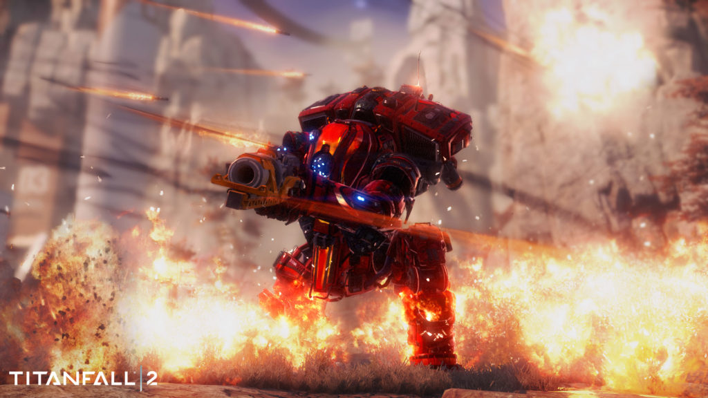 Screenshot von Titanfall 2